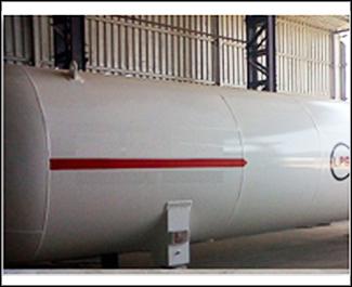LPG Tank, Manufacturer, Exporter, Supplier, Pune, India